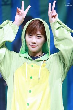 Heejun Oh, maknae, and frog