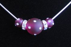 Here's the new Berry colored Happy Bead! Gotta have it? Drop us a line at www.happybeadshop.com or visit facebook/HappyBeadShop