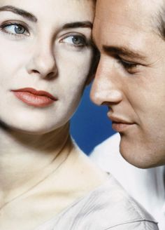 Paul Newman and Joanne Woodward 50 years of marriage #classic #couples