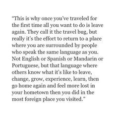 The travel bug uploaded by agos on We Heart It Image shared by agos…. The travel bug uploaded by agos on We Heart It Image shared by agos. Find images and videos about love, quote and life on We Heart It – the app to get lost in what you love. The Words, Words Quotes, Me Quotes, Sayings, Swag Quotes, Quotes Images, Inspirierender Text, Funny Travel Quotes, Life Quotes Travel