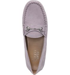ac6d8f27007 Main Image - Franco Sarto Galatea Loafer (Women) Suede Loafers