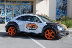 West Coast Customs 2013 Volkswagen Beetle Geek Squad