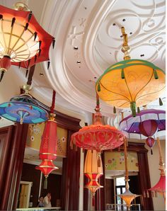 Wynn Hotel... I wish I could make these... they're custom for the hotel