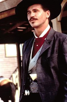 Val Kilmer as Doc Holliday in Tombstone
