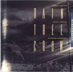"""For Sale - Rain Tree Crow Blackwater UK  7"""" vinyl single (7 inch record) - See this and 250,000 other rare & vintage vinyl records, singles, LPs & CDs at http://eil.com"""