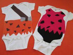 Coolest Homemade Flintstone Costume Ideas