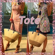 Tote For @mccountry! Anna Bags Totes