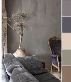 66 trendy home color palette grey Wall Colors, House Colors, Colours, Room Color Schemes, Colour Pallete, Grey Palette, Color Palettes, Color Balance, Paint Colors For Home
