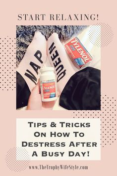 #ad Tips & Tricks On How To Destress After A Busy Day #ForBetterTomorrows #BetterTomorrows #FallBack #CollectiveBias