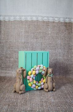 A little Burlap and