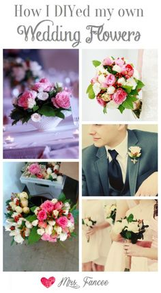 DIY Wedding Flowers [ PropFunds.com ] #wedding #funds #investment