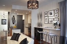 condo decorating ideas | Condo Design Toronto, Tips for Designing in Small Spaces, Interior ...