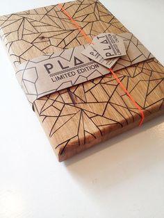 Een fantastische limited edition snijplank die voortkomt uit een samenwerking tussen Graphic Plaground en Samosa.