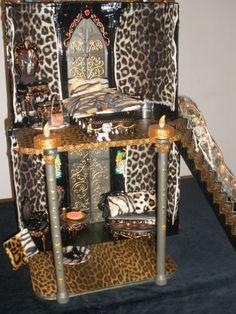 Barbie House Furniture, Home Furniture, Doll Houses, Play Houses, Monster Board, Monster High Dolls, Diy Doll, Art Dolls, Cribs