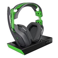 Brand: ASTRO GamingColor: Black/GreenEdition: HeadsetFeatures: Pro Audio Quality Superior Fit &amp