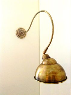 PARATO Wall sconce lamp light in industrial by LightCookie on Etsy