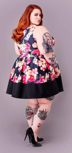 XXL-malli Tess Holliday on uusi tyyli-ikoni | Me Naiset