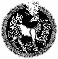 Pictish Animals | Birds are considered the most complex of Celtic symbolism, and often ...