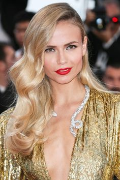 Natasha Poly at Cannes 2015