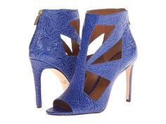 Rachel Roy Lexxi Blue Leather - Zappos.com Free Shipping BOTH Ways