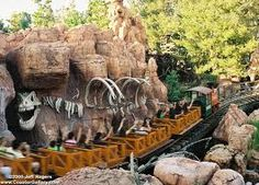 Done: Big Thunder Mountain   Walt Disney World, Florida