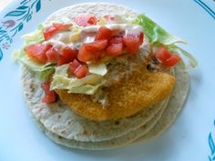 Super Simple Fish Tacos-use frozen and already grilled (not breaded) Recipe Link: cathe.com Click here for more healthy recipes!