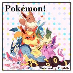 """Pokémon Group Logo"" by llllmomomonsterllll ❤ liked on Polyvore"