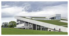 awesome Moesgaard Museum | Henning Larsen Architects Check more at http://www.arch2o.com/moesgaard-museum-henning-larsen-architects/