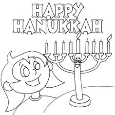 Free HanukkahChanukah Coloring Book Hanukkah Worksheets Books