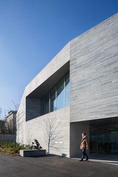 Gallery of Media Library in Bourg-la-Reine / Pascale Guédot Architecte - 3