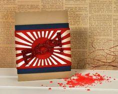 Silhouette America Blog   POP! Firecracker Patriotic 4th of July Card idea