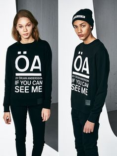 UNISEX SWEAT via Örjan Andersson. Click on the image to see more!