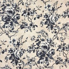 """House of Hackney """"Dalston Rose"""" in Navy Blue/Antiqued Nude wallpaper - kitchen backsplash?"""