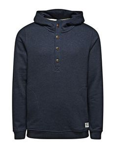 BUTTON DOWN HOODY
