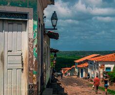 Brazil - Maranhão Alcântara. by VanessaCurci.