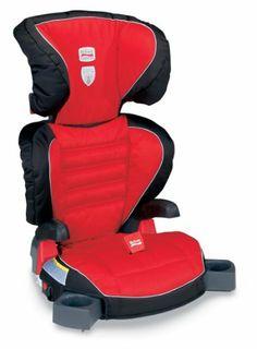 Britax E9LA869KIT1 Parkway SG – Belt Positioning Booster Seat travel ...
