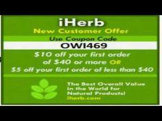 iHerb código de cupón OWI469 - YouTube