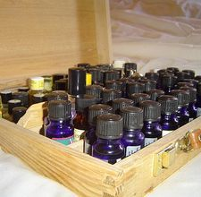 Make your own essential oils.