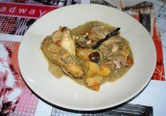 Pour ce premier plat cuit avec l'omnicuiseur mon nouveau four, basse température et vapeur, j'ai choisi le poulet fermier. Je fais mes courses en gros une fois par mois et à cette occasion je prends toujours un bon poulet. Le prochain, je le ferai rôtir...