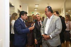Governador do Rio de Janeiro, Luiz Fernando Pezão, participa da inauguração da 1ª unidade do Hospital Albert Einstein no Rio