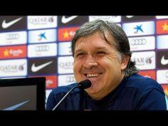 """FOOTBALL -  Martino: """"Es muy importante por el aspecto anímico"""" - http://lefootball.fr/martino-es-muy-importante-por-el-aspecto-animico/"""