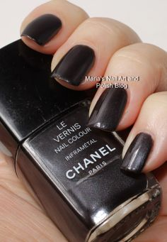 Chanel Inframetal spring 2002 swatches