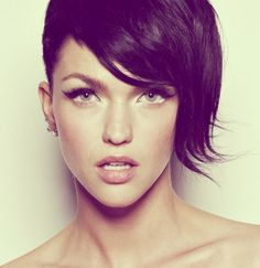 If I ever get brave enough to chop all my hair off this would be cool.