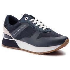 Sneakers TOMMY HILFIGER City, Shoes, Fashion, Tennis, Moda, Zapatos, Shoes Outlet, Fashion Styles