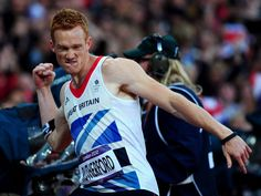 Greg Rutherford - gingers can win golds too!
