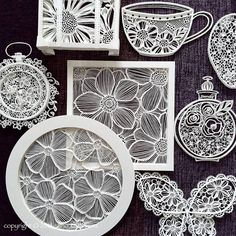 Naho Katayama Paper Cut Naho Katayama creator of beautiful intricate paper cut The post Made in Japan.Naho Katayama Paper Cut appeared first on Paper Diy. Origami, Diy Paper, Paper Crafts, Cut Out Art, Diy Crafts How To Make, Paper Cut Design, Quilling Designs, Paper Artist, Paper Quilling