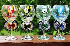 Resultado de imagen de copa vino harry potter