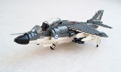 Sea Harrier FRS.1 (2) | by Mad physicist