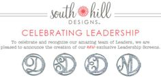 For Director's and Above....#Feel #Special #SouthHillDesigns www.mycustomlocket.com