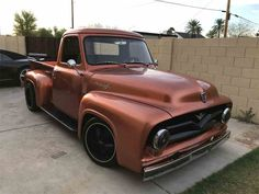 1955 Ford F100 for sale | Listing ID: CC-1081091 | ClassicCars.com | #DriveYourDream | #FordF100